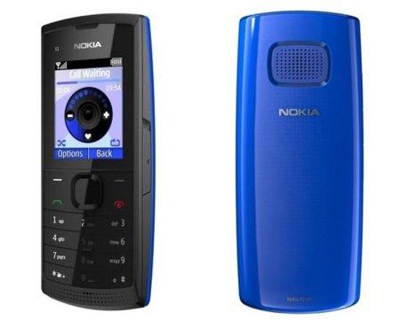 Nokia X1-00, el teléfono musical de los 35 euros