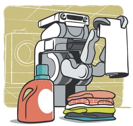 Laundry Robot Ropa