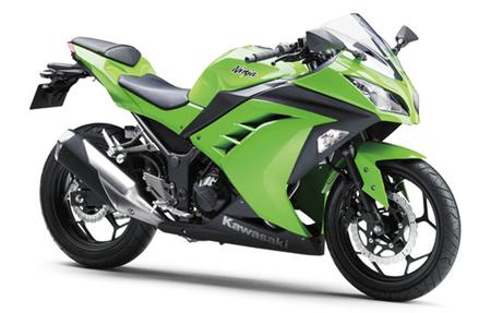 Kawasaki Ninja 250R 2013, galería y primeros datos del cambio radical para la pequeña de la familia
