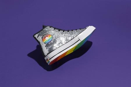 Con Orgullo Y Mucho Color Converse Interviene Sus Iconicos Modelos En Pro De La Comunidad Lgbtqia 5