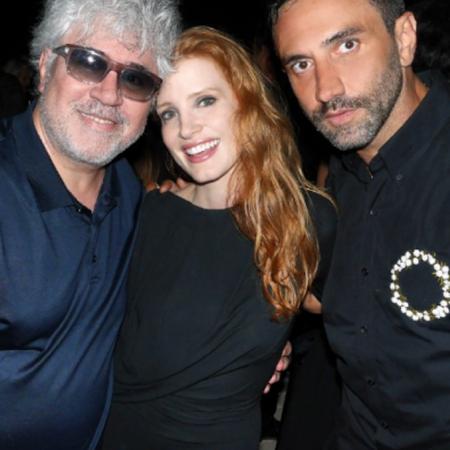Riccardo Tisci cumpleaños ibiza