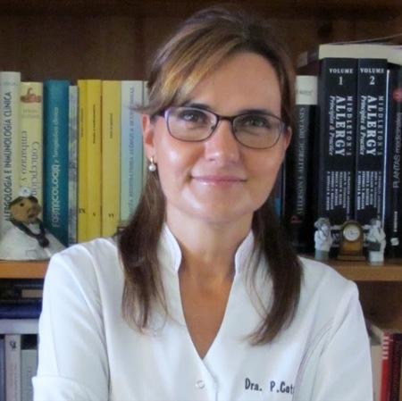 """Pilar Cots, alergóloga, """"la alergia en los niños no puede ni debe suponer una limitación en su desarrollo personal y social"""""""