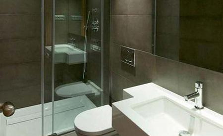 Casa messi - baño