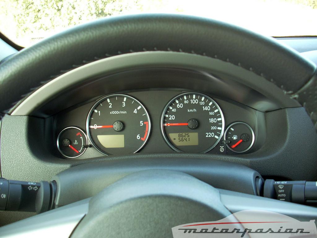 Foto de Nissan Pathfinder (prueba) (26/48)