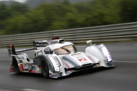 Audi domina el test-day previo a las 24 horas de Le Mans