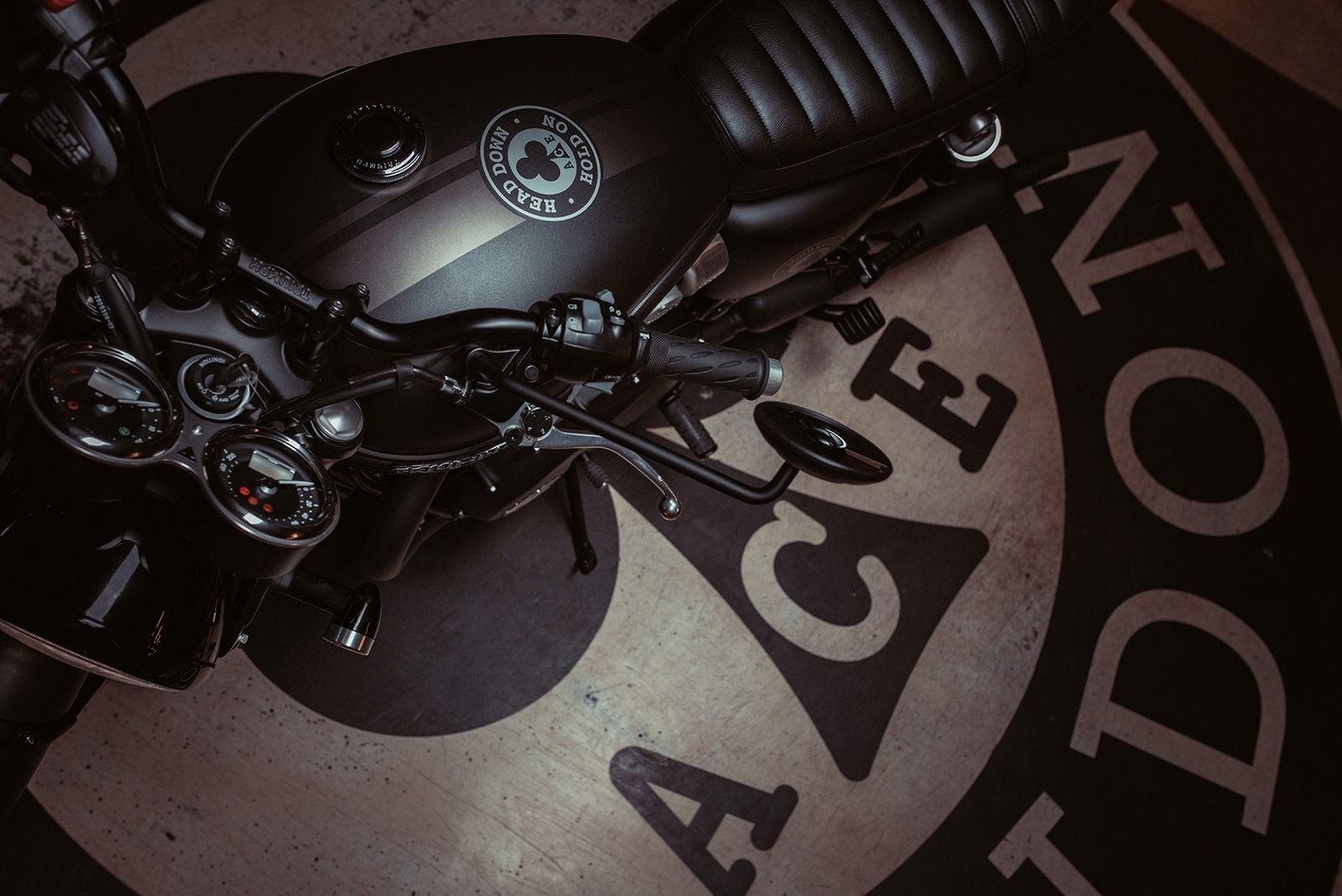 Foto de Triumph Bonneville T120 Ace y Diamond Edition 2019 (18/26)