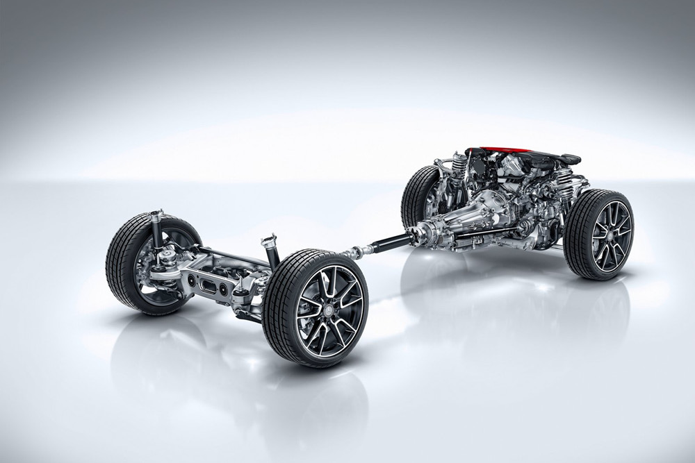 Foto de Mercedes-Benz C450 AMG 4Matic (22/24)