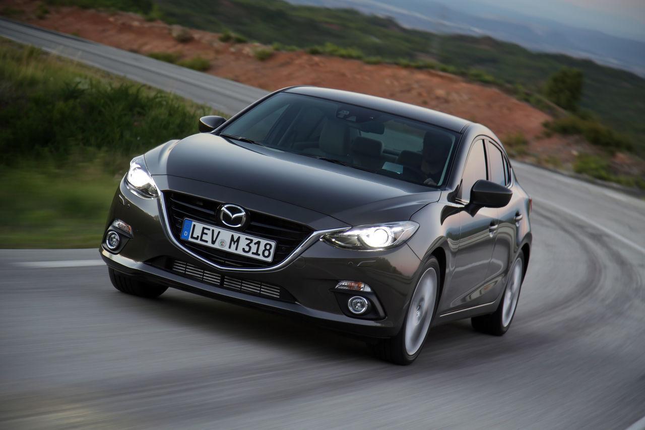 Foto de Mazda3 2013 (20/118)