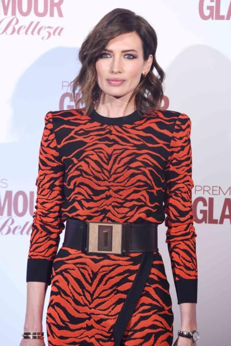 Nieves Alvarez versus Hanneli Mustaparta, los premios Glamour Belleza 2016 nos dejan dos grandes looks