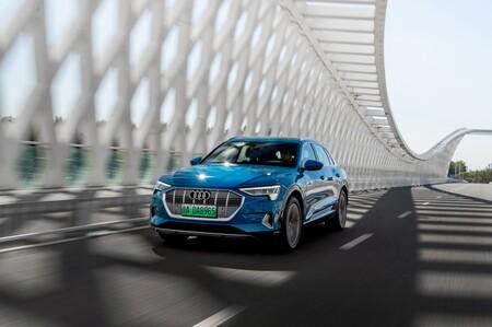 Audi E Tron China
