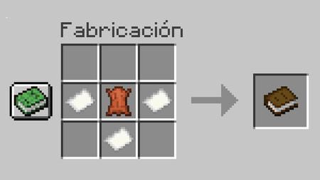 Formula Libro Minecraft