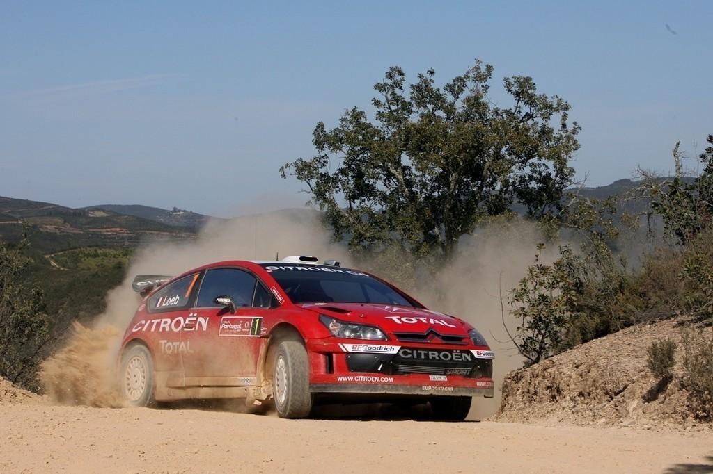 Foto de Citroen WRC Portugal 2007 (13/16)