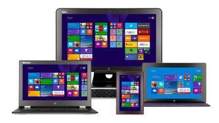 Microsoft conserva cuota con su gama Surface pero cede el liderazgo entre los fabricantes de Windows 8
