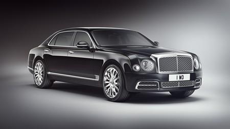 Bentley Mulsanne Extended Wheelbase, cuando el lujo se vuelve tamaño extrafamiliar