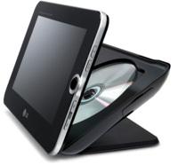LG DP889, marco de fotos con reproductor de DVD