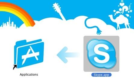Skype 2.7 beta para Mac ya disponible para su descarga