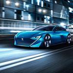 Peugeot Instinct Concept, un provocativo fastback autónomo de 300 hp y conectividad total