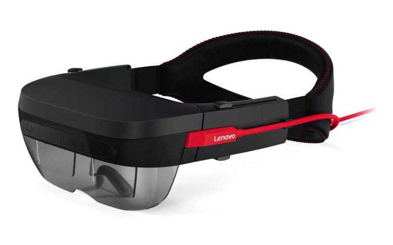 Lenovo a la vez quiere un trozo de la tarta de la Realidad Mixta y presenta la plataforma ThinkReality