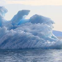 Enorme iceberg ligeramente más grande que Colima se desprende de la Antártida