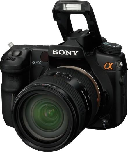 Sony DSLR-A700, lo nuevo de dentro de las Alpha DSLR