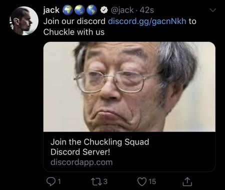 Jack Dorsey Twitter Hack 3