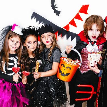 25 disfraces de Halloween para bebés y niños por menos de 20 euros
