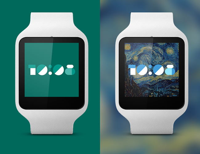 Roman Nurik (DashClock and Muzei) Has a Watch Face Spectacular for Android Wear