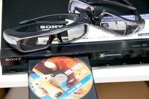 Gafas televisor 3D Sony Bravia