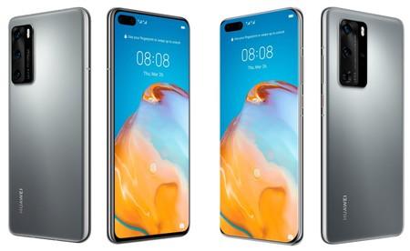 Huawei P40 y P40 Pro: se filtran nuevas imágenes que ahora nos permiten admirarlos desde varios ángulos