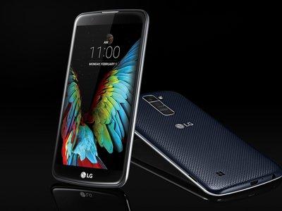 Smartphone LG K10 4G por 139 euros y envío gratis en eBay