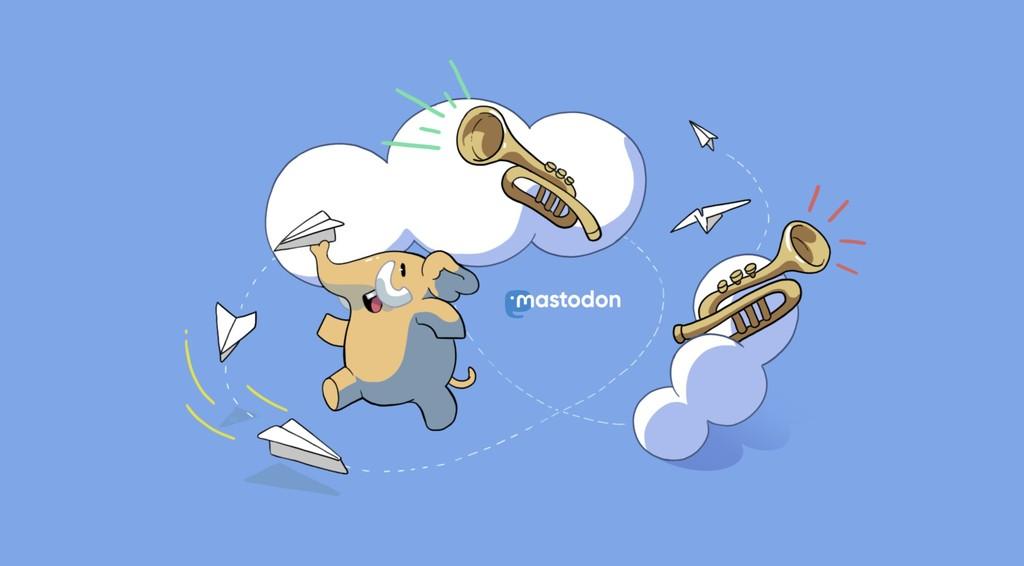 Mastodon, de este metodo es la opcion a Twitter que elude la censura reconocimiento a la descentralización