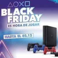 Los packs de PS4 reducen su precio en 100 euros por el Black Friday 2019. La suscripción a PS Plus pasa a costar un 25% menos temporalmente