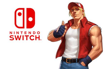 Cinco juegos clásicos de NEOGEO saldrán en Nintendo Switch