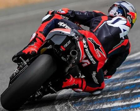 Dovizioso Aprilia Jerez Motogp 2021 2