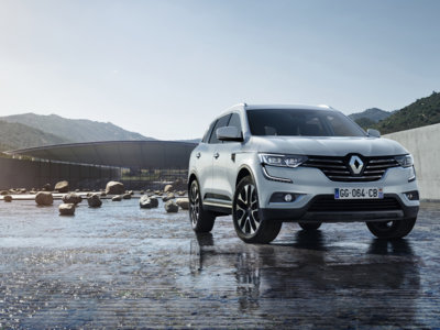 Así es el nuevo Renault Koleos, primer SUV del segmento D de la marca