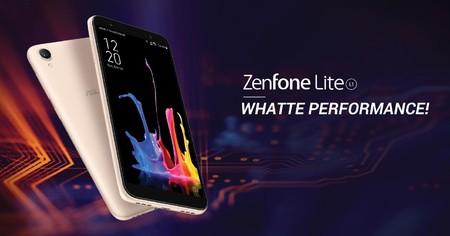 ASUS ZenFone Lite L1: 5,45 pulgadas y Snapdragon 430 para la gama de entrada