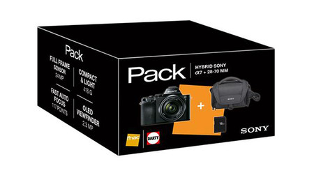 Pack Fnac Sony A7