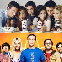 ¿Son «Friends» y «The Big Bang Theory» la misma serie? Puede parecer que no, pero estas 23 coincidencias nos hacen dudar