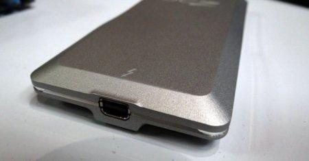 OCZ Lightfood, el SSD externo con Thunderbolt
