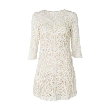 El encaje está de moda este verano 2010: cómpralo en Zara o Mango y aprende con los looks de calle III