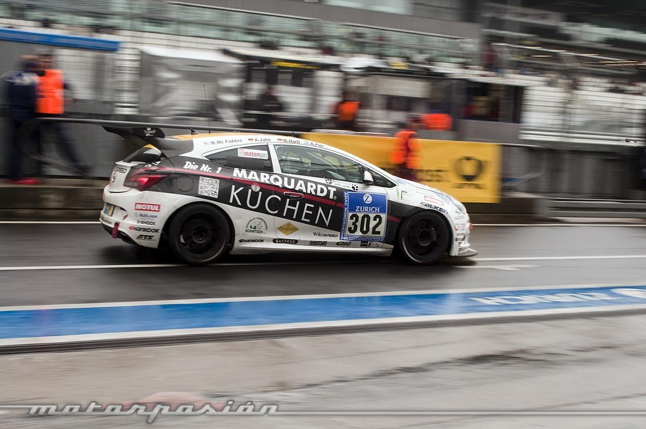 Foto de La increíble experiencia de las 24 Horas de Nürburgring (113/114)
