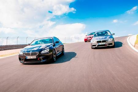 BMW M GmbH vendió 31.282 coches en 2013
