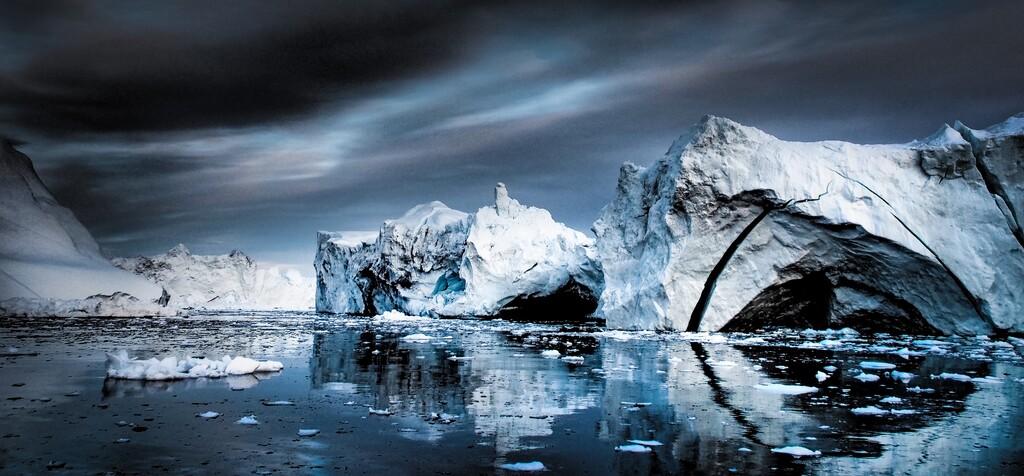 Los ríos ocultos de Groenlandia: encuentran bajo el hielo pistas de un curso fluvial de más de mil kilómetros que pensábamos que no podía existir