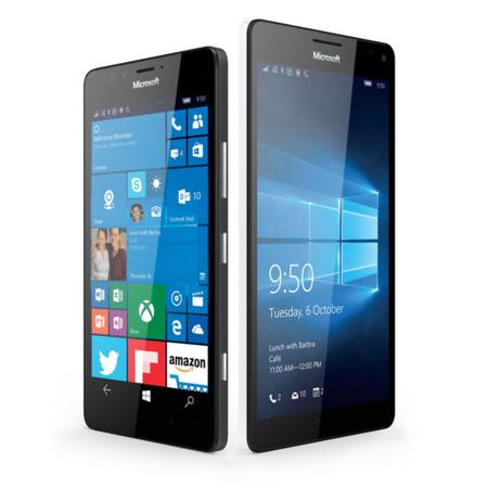 Lumia 950 y Lumia 950 XL: la gama alta con Windows regresa con más pantalla y refrigeración líquida