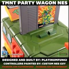 Foto 3 de 7 de la galería tmnt-party-wagon-nes en Vida Extra
