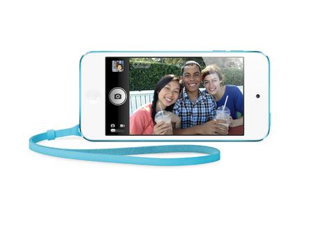 Se anuncia el iPod Touch de quinta generación