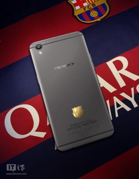 Oppo R9 Fc Barcelona Edition 02
