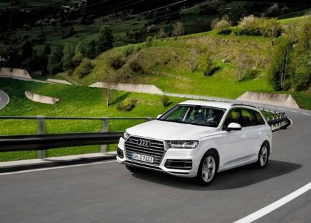 Audi Q7 2016: Precios, versiones y equipamiento en México