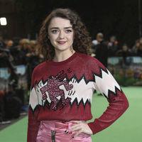 Maisie Williams estrena la nueva colección de Keith Haring x Coach (y causa sensación)
