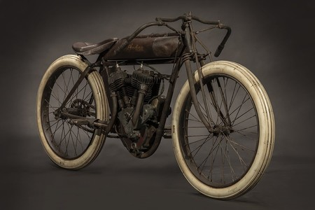 Indian Motorcycle 1919